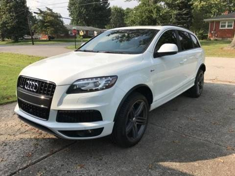 2014 Audi Q7 for sale in Albany, NY