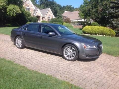 2015 Audi A8 L for sale in Albany, NY