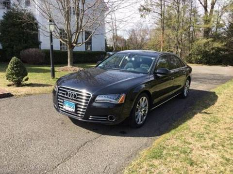 2013 Audi A8 L for sale in Albany, NY