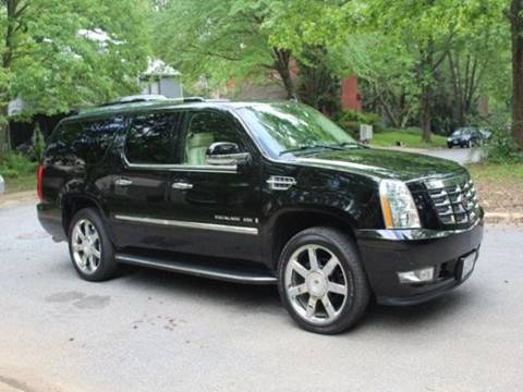 2007 Cadillac Escalade ESV for sale in Albany, NY