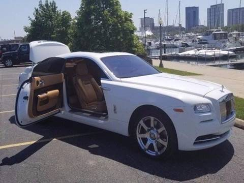 2014 Rolls-Royce Wraith for sale in Albany, NY