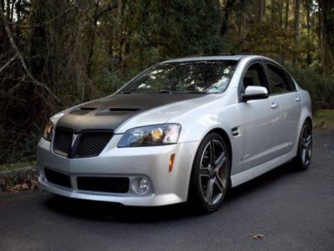 2009 Pontiac G8 for sale in Albany, NY