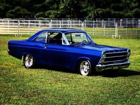 1966 Ford Fairlane for sale in Albany, NY