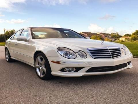 2009 Mercedes-Benz E-Class for sale in Albany, NY