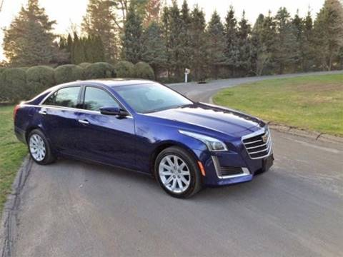 2015 Cadillac CTS for sale in Albany, NY