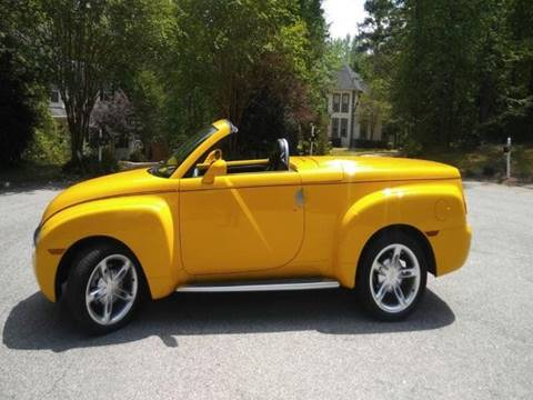2004 Chevrolet SSR for sale in Albany, NY