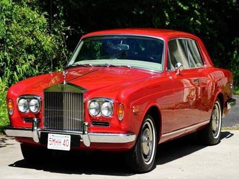 1972 Rolls-Royce Corniche for sale in Albany, NY