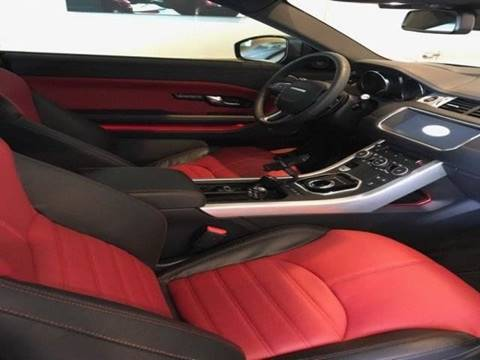 2017 Land Rover Range Rover Evoque Convertible for sale in Albany, NY