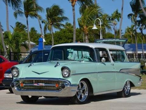 1957 Chevrolet Nomad for sale in Albany, NY