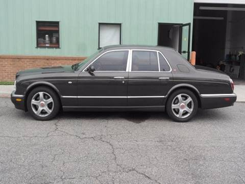 2001 Bentley Arnage for sale in Albany, NY