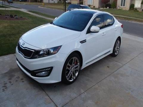 2013 Kia Optima for sale in Albany, NY