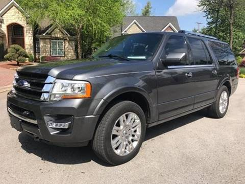 2015 Ford Expedition EL for sale in Albany, NY
