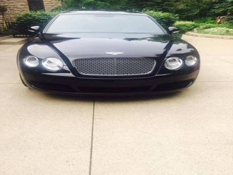 2006 Bentley Continental Flying Spur for sale in Albany, NY