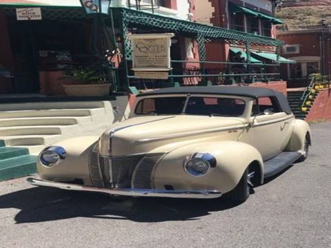 1940 Ford Deluxe for sale in Albany, NY