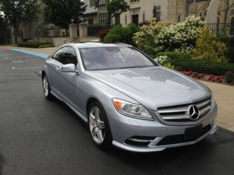 2014 Mercedes-Benz CL-Class for sale in Albany, NY