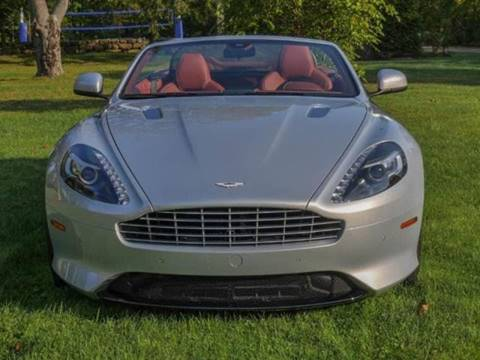 2016 Aston Martin DB9 for sale in Albany, NY