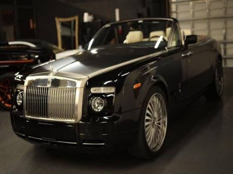 2009 Rolls-Royce Phantom Drophead Coupe for sale in Albany, NY
