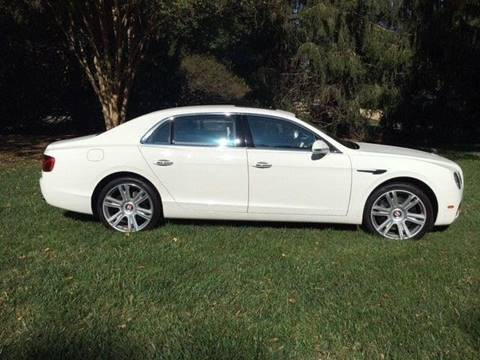 2015 Bentley Flying Spur for sale in Albany, NY