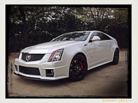 2015 Cadillac CTS-V for sale in Albany, NY