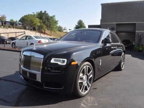 2016 Rolls-Royce Ghost Series II for sale in Albany, NY