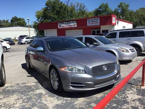 2012 Jaguar XJ For Sale In Tulsa, OK