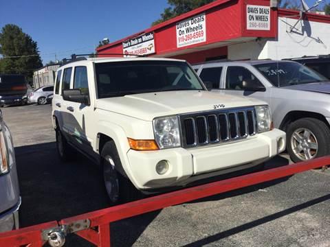 2010 Jeep Commander for sale in Tulsa, OK