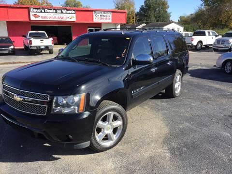 Daves Deals On Wheels Used Cars Tulsa Ok Dealer