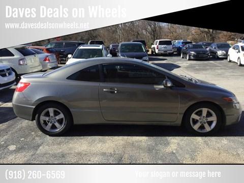 2008 Honda Civic for sale in Tulsa, OK