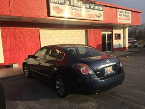 2009 Nissan Altima for sale in Tulsa, OK