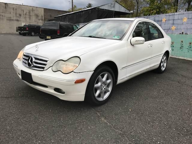 2002 Mercedes Benz C Class For Sale At Illinois Auto Sales In Paterson NJ