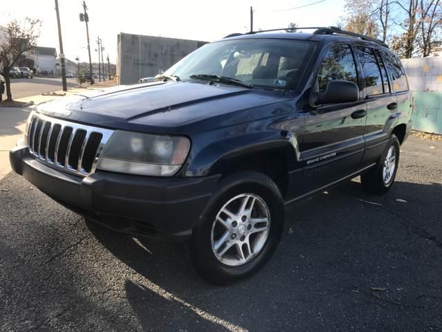 2003 Jeep Grand Cherokee For Sale At Illinois Auto Sales In Paterson NJ