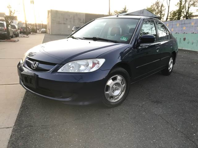 2005 Honda Civic For Sale At Illinois Auto Sales In Paterson NJ