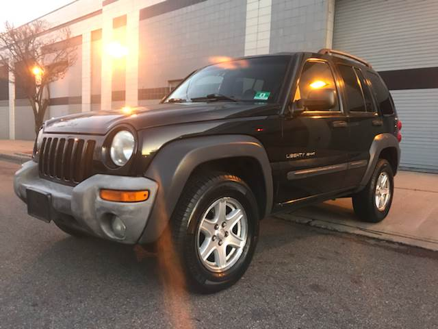 Good 2002 Jeep Liberty For Sale At Illinois Auto Sales In Paterson NJ