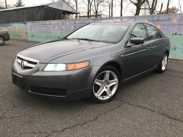 Acura TL WNavi In Paterson NJ Illinois Auto Sales - Acura tl 2006 for sale