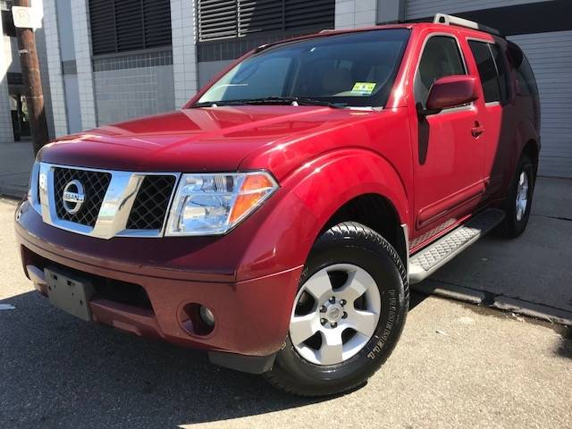 2006 Nissan Pathfinder For Sale At Illinois Auto Sales In Paterson NJ
