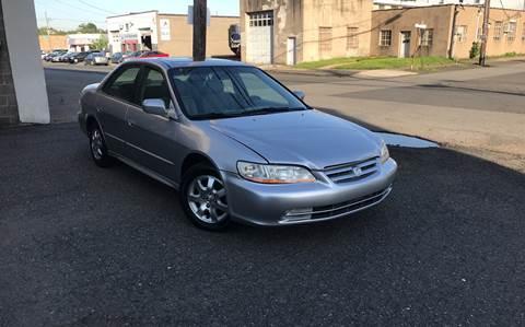 2001 Honda Accord for sale in Paterson, NJ
