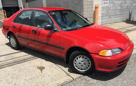 1993 Honda Civic for sale in Paterson, NJ
