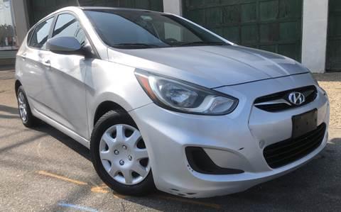 2012 Hyundai Accent for sale in Paterson, NJ