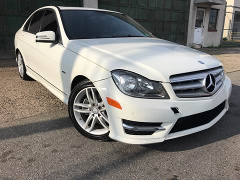 2012 Mercedes-Benz C-Class for sale in Paterson, NJ