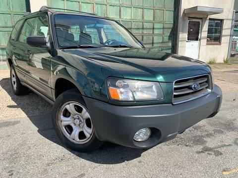 2005 Subaru Forester for sale in Paterson, NJ