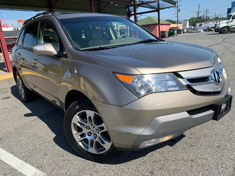 2008 Acura MDX for sale in Paterson, NJ