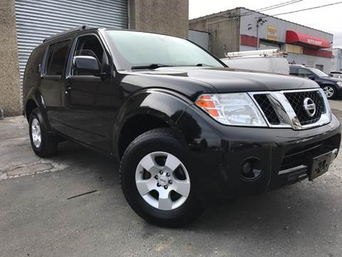 2012 Nissan Pathfinder for sale in Paterson, NJ