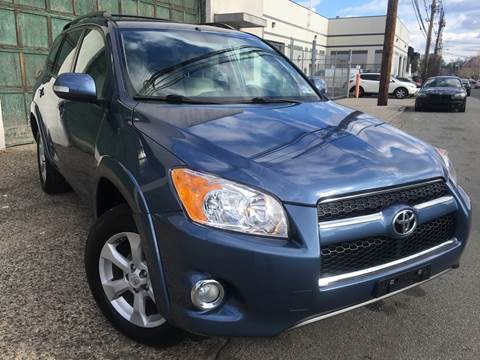 2012 Toyota RAV4 Limited for sale at Illinois Auto Sales in Paterson NJ