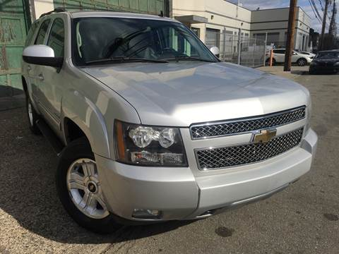 2011 Chevrolet Tahoe LT for sale at Illinois Auto Sales in Paterson NJ