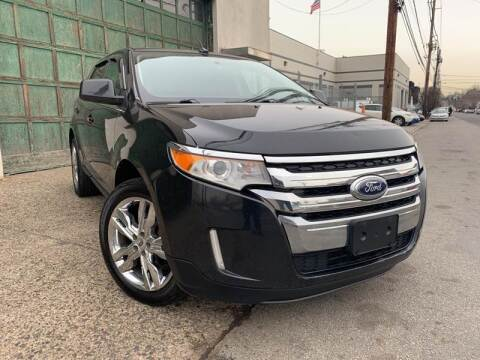 2011 Ford Edge Limited for sale at Illinois Auto Sales in Paterson NJ