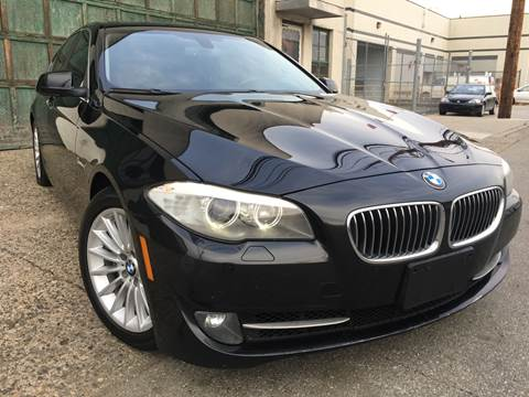 2013 BMW 5 Series 535i xDrive for sale at Illinois Auto Sales in Paterson NJ