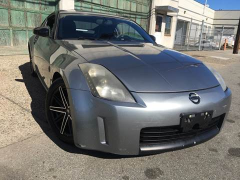 2005 Nissan 350Z Enthusiast for sale at Illinois Auto Sales in Paterson NJ