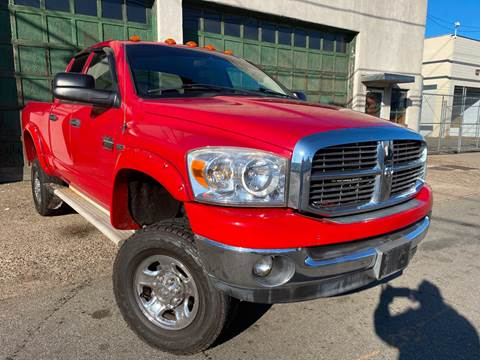 2009 Dodge Ram Pickup 2500 Laramie for sale at Illinois Auto Sales in Paterson NJ