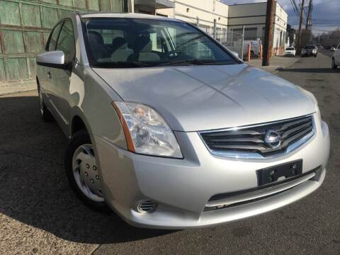 2010 Nissan Sentra 2.0 for sale at Illinois Auto Sales in Paterson NJ