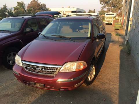 1999 Ford Windstar for sale in Rohnert Park, CA